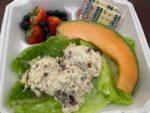 Chicken Salad Lunch Platter